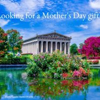 Flowers for Mother's Day at Centennial Park