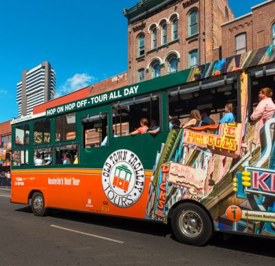 Old Town Trolley Tours | Hop On Hop Off Nashville