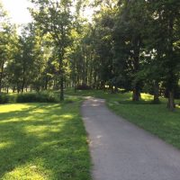 2-Mile Hike on Hendersonville Greenway