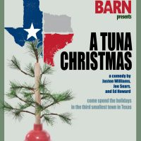A Tuna Christmas in our BackStage at the Barn Theatre