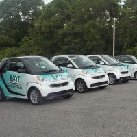 EXIT Realty Smart Car Race