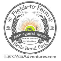 Fields-to-Farm Trail Race with Giveback Garden Games