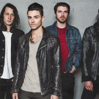 Dashboard Confessional with All American Rejects and The Maine