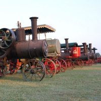 12th Annual Tractor Show & Threshing