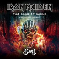 Iron Maiden | The Book Of Souls Tour 2017