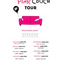 The Pink Couch Tour in Nashville