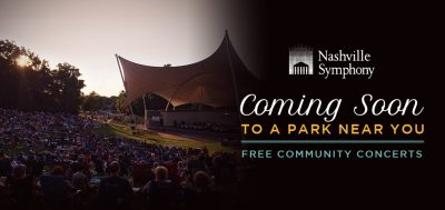 Nashville Symphony presents Free Community Concert Series