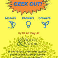 Geek Out Event in Nashville
