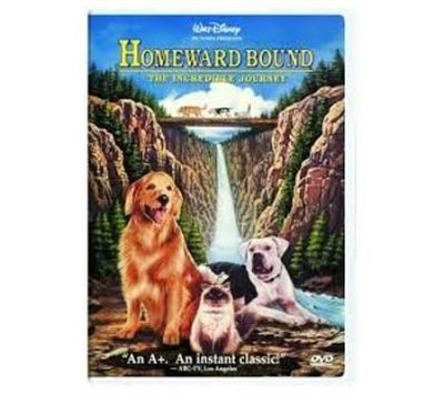 Kids at The Capitol: Homeward Bound (Movie)