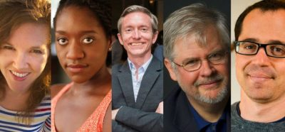 GABRIELLE REISMAN, STACEY OSEI-KUFFOUR, NATE EPPLER, CHRISTOPHER DURANG and ANDREW ROSENDORF
