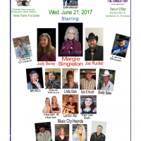Free Outside Concert at Holder Family Fun Center