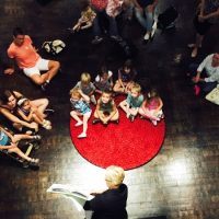 Artful Tales at The Frist Center | Photo by Patty Garman