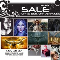 Gallery Sale | 3 Days Only!