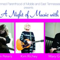 Gretchen Peters, Kim Richey, & Mary Gauthier