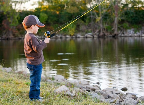 Sumner county calendar of events for Kids fishing gear