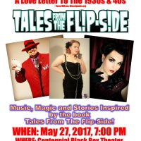 Tales From The Flip-Side On Stage!