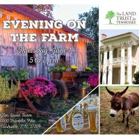 Evening at Glen Leven Farm | The Land Trust for Tennessee