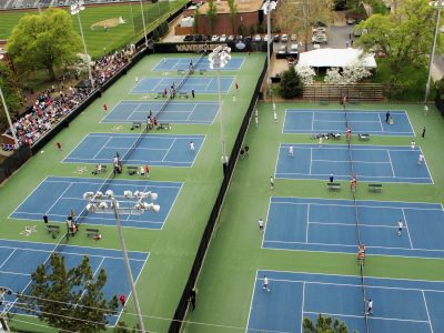 Vanderbilt University - Brownlee O. Currey, Jr. Tennis Center