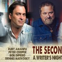 "The Second Story - A Writers Night ""Reimagined"""