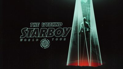 The Weeknd | Starboy: Legend of the Fall 2017 Worl...
