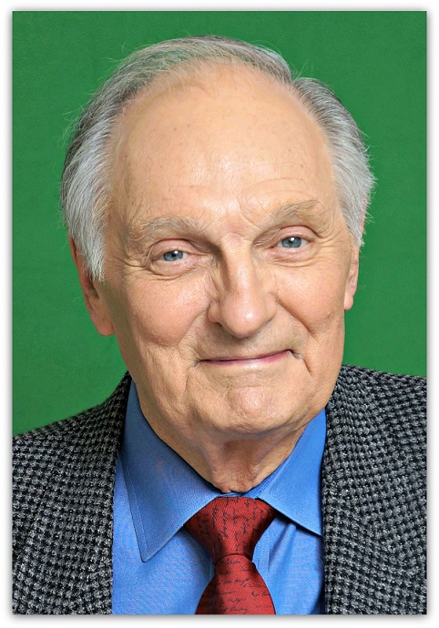 "Salon@615 | Alan Alda, ""If I Understood You Would I Have This Look On My Face: My Adventures in the Art and Science of Relating and Communicating"""