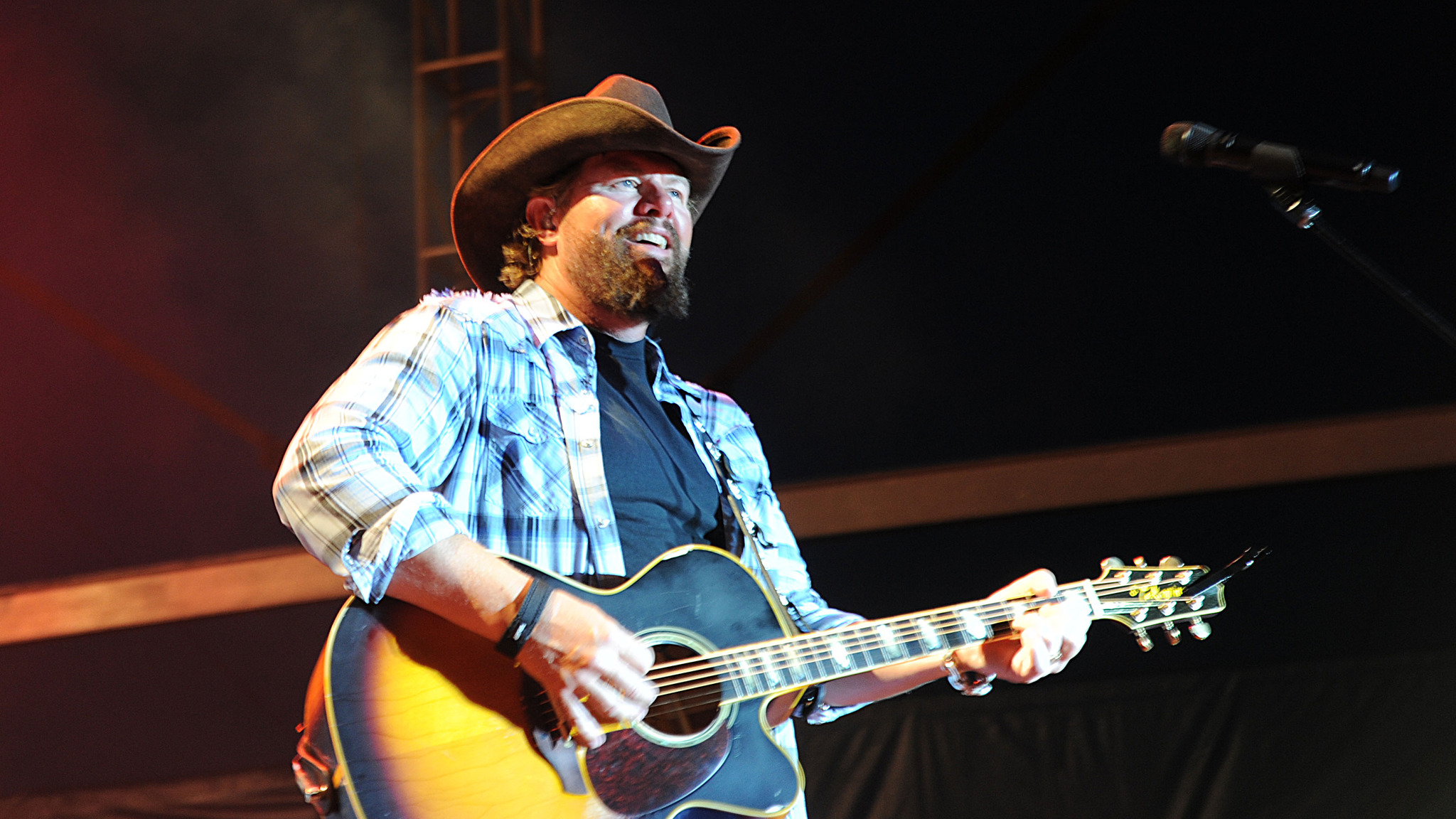 Toby Keith | Interstates & Tailgates Tour Presented by Ford F-Series