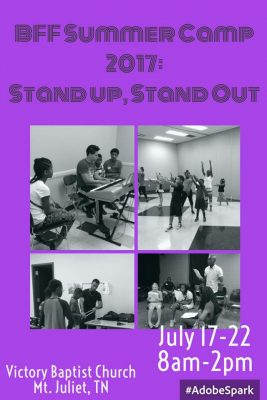 Beautiful Feet Foundation Performance Camp