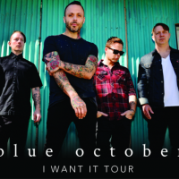 Blue October with Missio