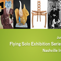 Flying Solo Exhibition Series Summer 2017