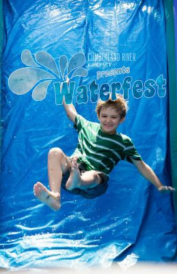 3rd Annual Waterfest