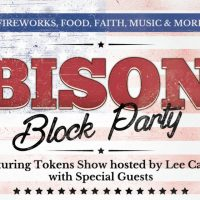 Bison Block Party at Lipscomb