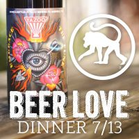 Frothy Monkey 12South & Yazoo Beer Lover Dinner (feat. Embrace The Funk Beers)