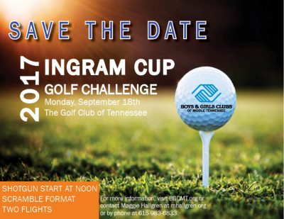 Ingram Golf Cup Challenge