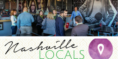 Nashville Locals Networking Lunch at Pastime