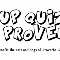 Pup Quiz for Proverbs