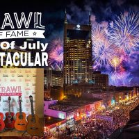 The Crawl Of Fame 4th Of July Bar-Tacular