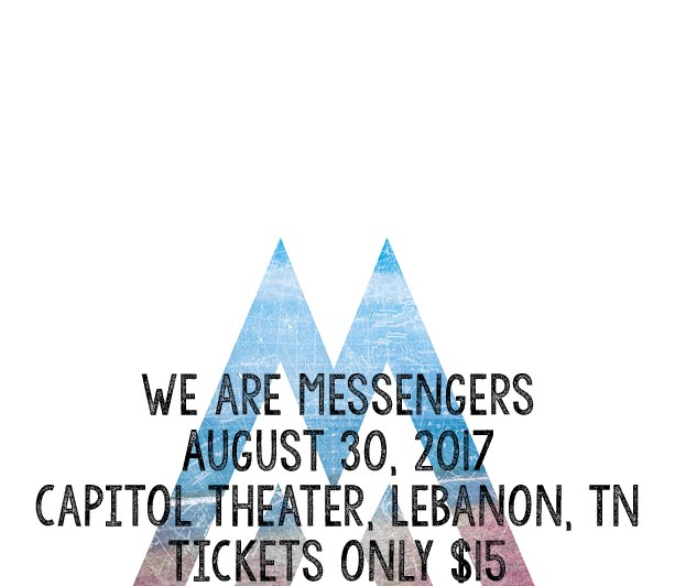 We Are Messengers | Benefit for Charis Health Cent...