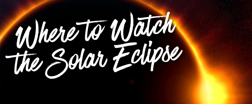 Where to Watch the Solar Eclipse in Nashville and Middle Tennessee