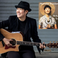 "Michelle Shocked Trilogy Residency featuring ""Arkansas Traveler"" featuring the Legendary Guitarist Pete Anderson and His Trio"