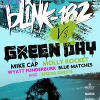 Blink-182 vs Green Day Tribute feat. Mike Cap, Molly Rocket, Wyatt Funderburk and more!