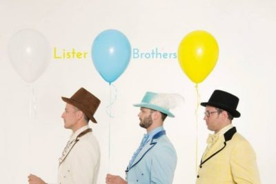 Lister Brothers Album Release Show