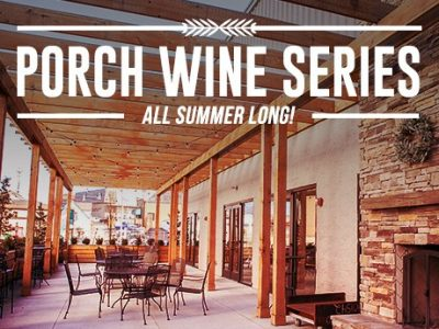 The Porch Wine Series: What Wines Pair Well with L...