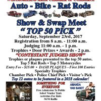 11th Annual Auto-Bike-Rat Rod Show & Swap Meet...