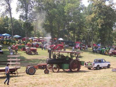 Eagleville Antique Tractor Show & Pull