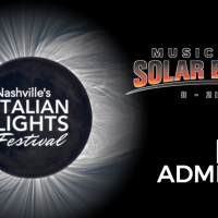 Italian Lights Festival Solar Eclipse Party
