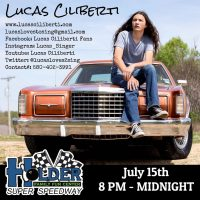 Lucas Ciliberti and the No Boundary Band... Live in The 11th Frame at Holder's