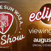 Moon Monday Solar Eclipse Rooftop Viewing Party