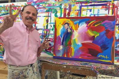 Peter Max Retrospective | The Collected Works 1960...