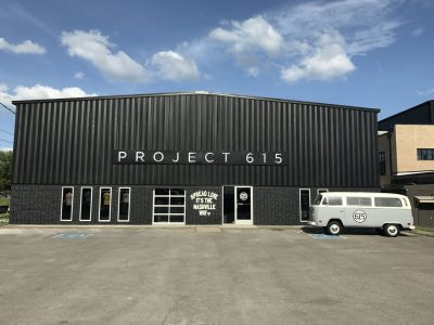 Project 615 West