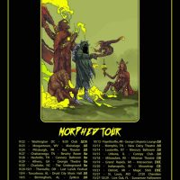 Space Jesus | Morphed Tour w/ Thriftworks and Esseks